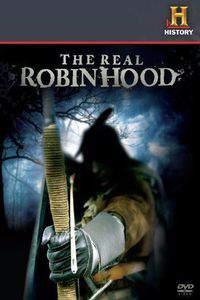 The Real Robin Hood main cover