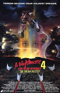 A Nightmare on Elm Street 4: The Dream Master main cover