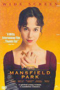Mansfield Park main cover