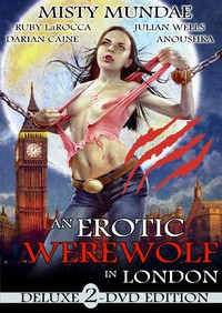 An Erotic Werewolf in London main cover