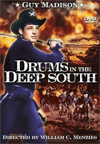 Drums in the Deep South main cover
