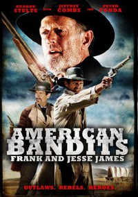 American Bandits: Frank and Jesse James main cover