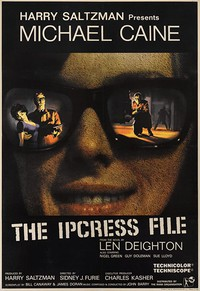 The Ipcress File main cover