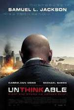unthinkable movie cover