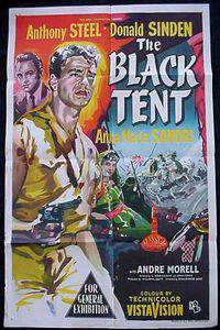The Black Tent main cover