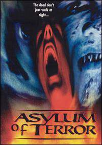 Asylum of Terror main cover