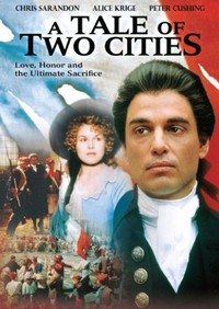 A Tale of Two Cities main cover