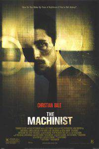 The Machinist main cover