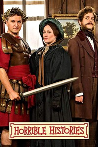 Horrible Histories movie cover