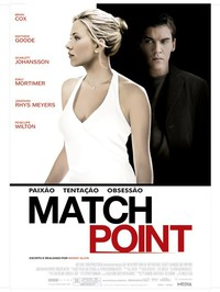 Match Point main cover