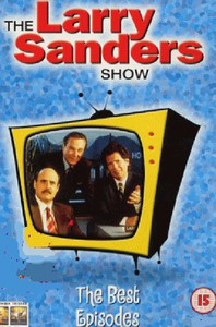 The Larry Sanders Show movie cover