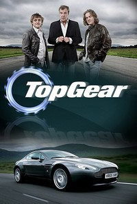 Top Gear movie cover