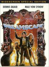 dreamscape movie cover