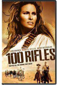 100 Rifles main cover