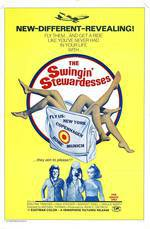 Naked Stewardesses (Sweet Sensations: Stewardesses Report) movie cover
