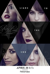 Pretty Little Liars movie cover
