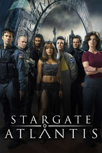 Stargate: Atlantis movie cover