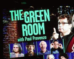 the_green_room_with_paul_provenza movie cover