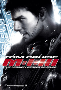Mission: Impossible III main cover
