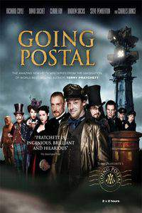 Going Postal main cover