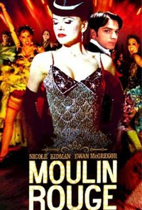 Moulin Rouge! main cover