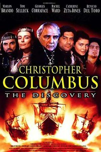 Christopher Columbus: The Discovery main cover