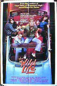 The Wild Life main cover