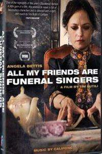 All My Friends Are Funeral Singers main cover