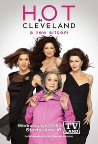 Hot in Cleveland movie cover