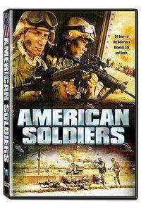 American Soldiers main cover