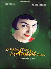 amelie movie cover