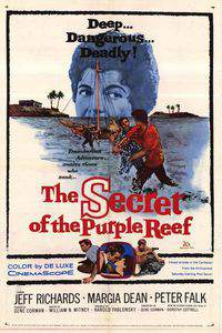 The Secret of the Purple Reef main cover