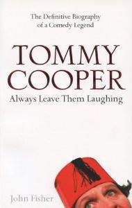 Always Leave Them Laughing main cover