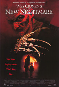 (Wes Craven's) New Nightmare (on Elm Street Part 7: The Real Story or Freddy's Finale) main cover