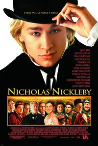 Nicholas Nickleby main cover