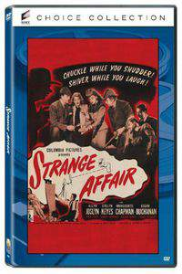 Strange Affair main cover