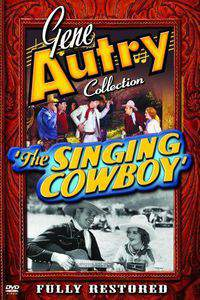 The Singing Cowboy main cover