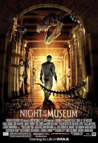 Night at the Museum main cover