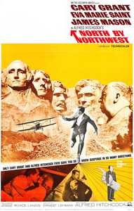 North by Northwest main cover