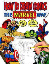 how_to_draw_comics_the_marvel_way movie cover