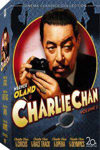 Charlie Chan at the Race Track main cover