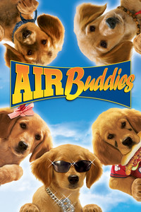 Air Buddies main cover