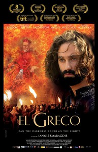 El Greco main cover