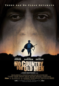 No Country for Old Men main cover