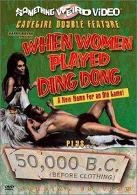 50,000 B.C. (Before Clothing) main cover