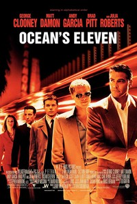 Ocean's Eleven main cover