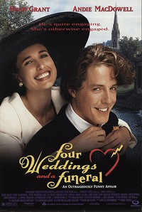 Four Weddings and a Funeral main cover