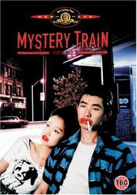 Mystery Train main cover