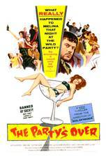 the_party_s_over_1966 movie cover