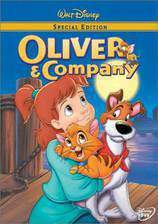 oliver_company movie cover